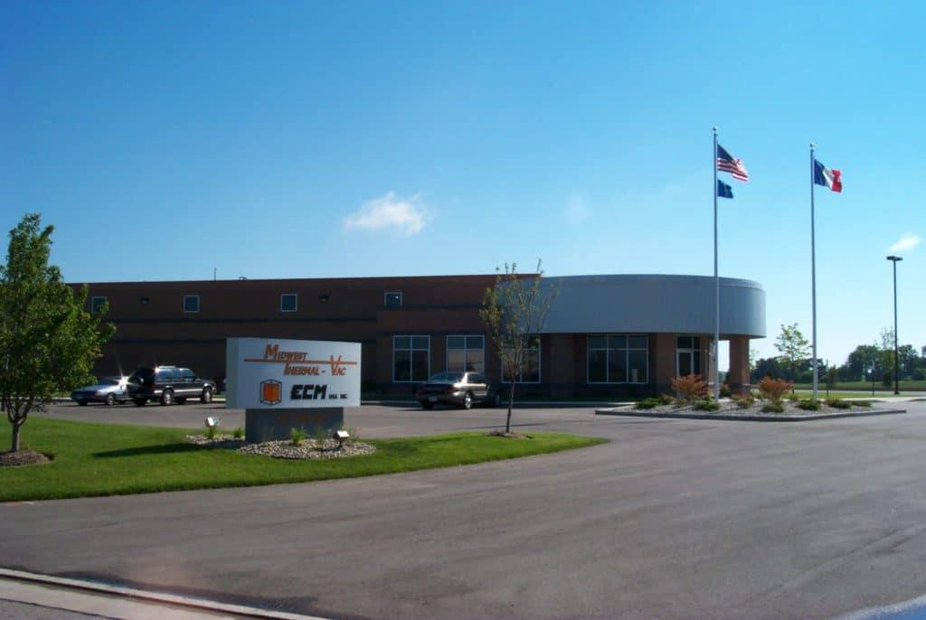 ECM米国をウィスコンシン州ケノーシャに設立