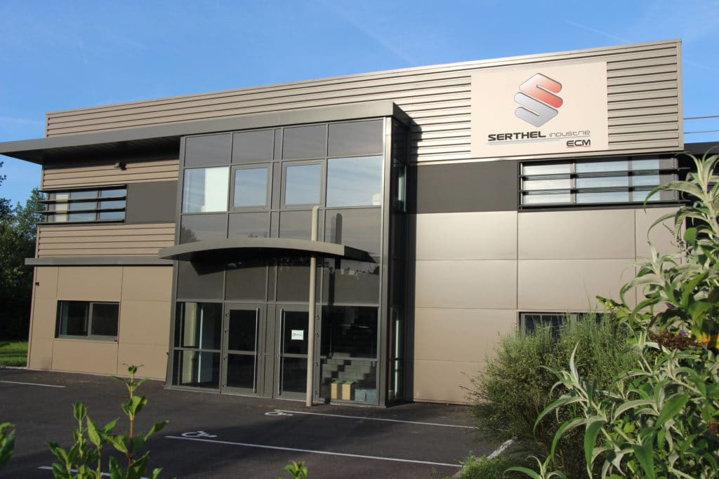SERTHEL社がECM Technologiesグループ傘下に加わり、SERTHEL Industrieに社名変更