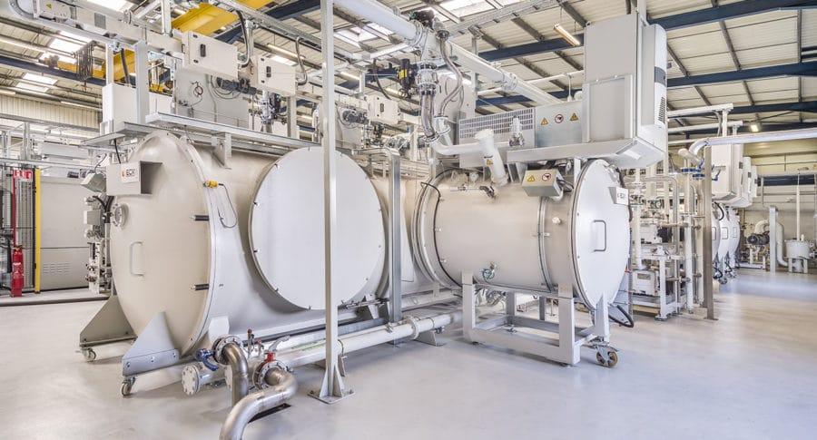 cémentation trempe - vacuum carburizing furnace